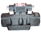Electro-hydraulic directional valve