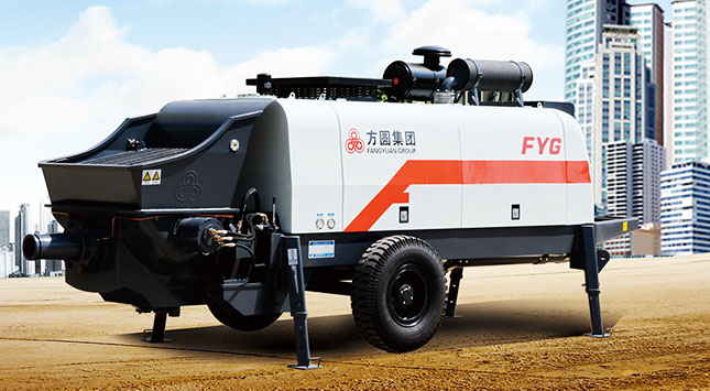 HBTS60-13-118型混凝土泵